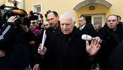 Klausovo vyjádření k vítězství Miloše Zemana
