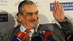 Schwarzenberg: Zahraniční politici litují, že jsem volby nevyhrál