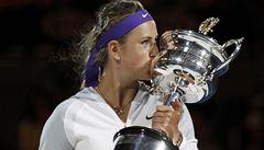 Azarenková ovládla Australian Open a uhájila světový trůn