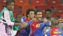 Kapverdy jsou i díky Mourinhovi ve čtvrtfinále Afrického poháru