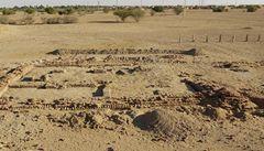 Archeologové Národního muzea odkryli vzácný núbijský oltář