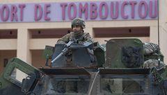 Vzácné rukopisy a knihy z Timbuktu převezli na bezpečné místo