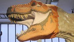 Druhohorní dinosauři se rodí v Plzni, výroba trvá i rok