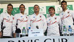 Obhajobu Davis Cupu zahájí Rosol proti Wawrinkovi