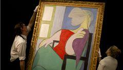 Picasso jde do dražby. Prodá se za miliardu?