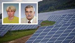 Kvůli soláru mohli lidé platit méně. Nebýt změn dvou poslanců ČSSD