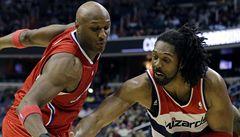 Washington bez Veselého přehrál v NBA oslabené Clippers