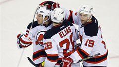 Eliáš gólem a asistencí přispěl k výhře nad Philadelphií