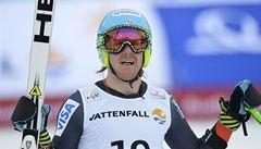 Zlato ze superobřího slalomu má Ligety, favorit Svindal byl třetí