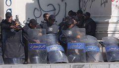 Brutální zásah policistů v Káhiře: zbili nahého staršího muže