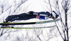 Čtyři čeští skokani postoupili v Innsbrucku do třetího závodu