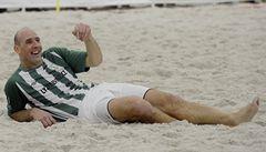 Koller si oblíbil plážový fotbal, mohl by i do reprezentace