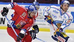 Hokejisté se proti Finsku neprosadili, prohráli 0:3