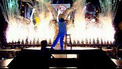 Nesmrtelný Jackson v Cirque du Soleil. Výjevy ze záhrobí i moonwalk