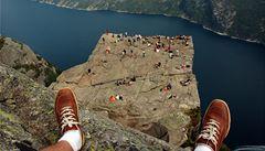 Nebezpečné výšky. Tipy pro ty, kteří netrpí závratí