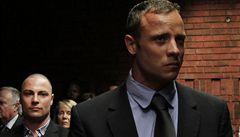 Pistorius podruhé u soudu. Chladnokrevná vražda, tvrdí žalobci