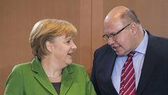 Břidlicový plyn láká už i Němce. Koalice: zákaz si nemůžeme dovolit