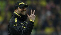 Trenér Klopp zase odmítl Chelsea, do roku 2016 zůstává v Dortmundu