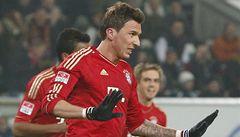Fotbalisté Bayernu porazili Wolfsburg a vedou bundesligu o 18 bodů