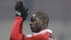 Balotelli se znovu trefil, AC Milán neprohrál posedmé za sebou