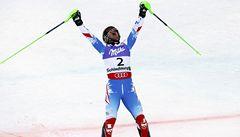 Hirscher je novým šampionem ve slalomu, zraněný Krýzl byl dvacátý