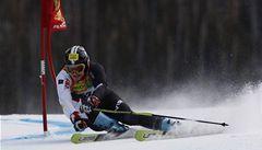 Krýzl byl ve slalomu SP dvanáctý, nejlépe v kariéře
