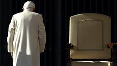 Co vám uniklo: papežovo odcházení i Klausův ostrý útok na Havla
