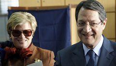 Kypr volí prezidenta. První kolo vyhrál konzervativec