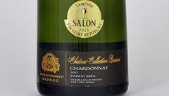 Medové tóny a plná chuť. Vínem roku je Chardonnay z vinařství Bzenec