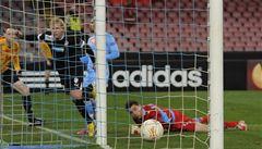 Liberci 3:0 nestačilo. Plzeň jde bojovat o osmifinále