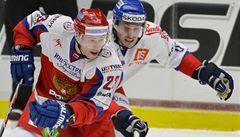 Hokejisté zdolali Rusko 2:1, ve Švédsku skončili druzí