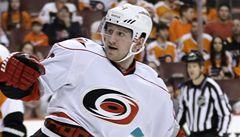 Tlustý má za sebou velký týden. Byl zvolen třetí hvězdou NHL