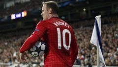 Rooney a Manchester United. Spojení, které už nemusí fungovat