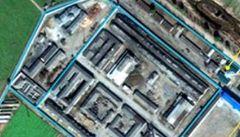 KLDR rozšiřuje gulagy, nasvědčují satelitní snímky