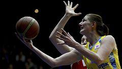 Basketbalistky USK prohrály s Galatasarayem i odvetu a v EL končí
