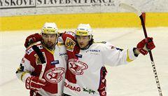Slavia vstoupila do play off skvěle. Kladno porazila 4:0