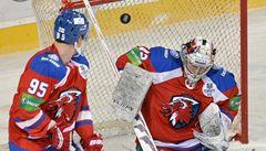 Lev Praha na úvod Prague Hockey Cupu porazil Ufu 1:0
