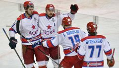 První sezona Lva v KHL končí. Na CSKA v play off nestačil ani počtvrté