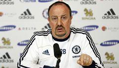 Ničíte trenéry, měl vytknout hráčům Chelsea. Benítez ale hádku popírá
