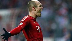 Co bude s hvězdou? Zůstávám v Bayernu, odmítá spekulace Robben