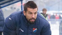 Baroš začal jako náhradník. Baník hrál s Budějovicemi 0:0