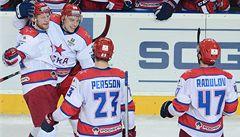 Lev je v KHL na pokraji vyřazení, s CSKA prohrál i v Praze