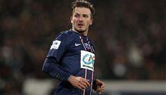 Beckham v PSG není jen kvůli reklamě, za výkony sklízí chválu
