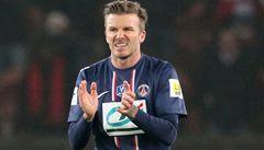 Nejlépe vydělávajícím fotbalistou světa je znovu Beckham