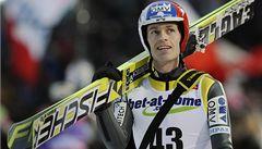 Skokan na lyžích Matura chce zase ohrožovat elitu. Mám na to, věří