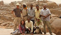Největší pravěké pohřebiště objevili čeští egyptologové v Súdánu