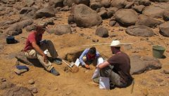 Čeští archeologové našli v Egyptě unikátní hrobku královského lékaře