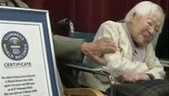 Guinnessova kniha rekordů: nejstarší ženě na světě je 114 let
