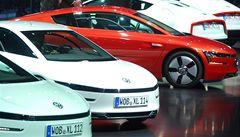 Evropský automobilový trh čeká pomalé oživení