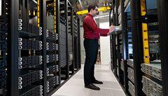 Za peníze EU v Ostravě staví superpočítač